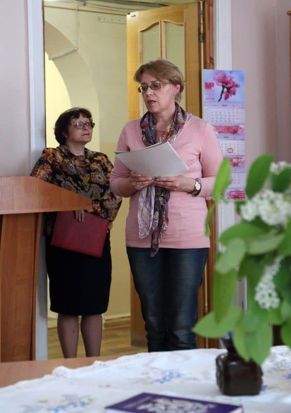 Мария Ермолина представила документы личного фонда Елены Николаевой, раскрывающие неизвестные страницы ее творческого и жизненного пути