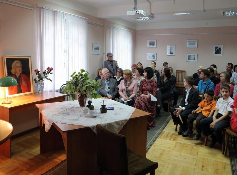 О Елене Николаевой рассказывает Людмила Алексеева