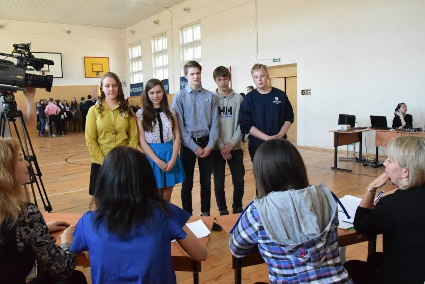 Команда Финно-угорской школы