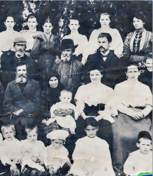 Семья Кира Сергеевича Котикова