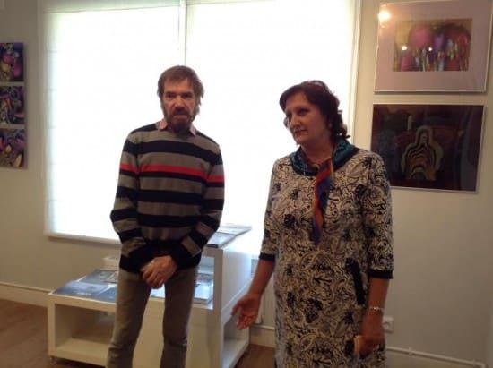 Виталий Наконечный и Татьяна Ваян