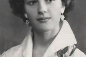 Елена Николаева. Петрозаводск 15 мая 1958 года