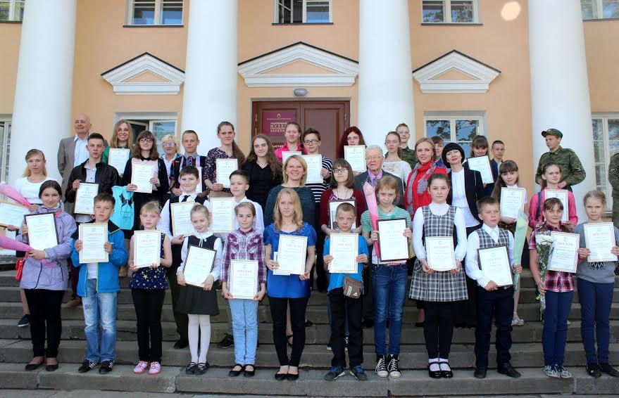 Победители конкурса юных стихотворцев