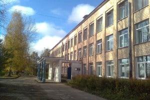 Школа №1 в Пудоже