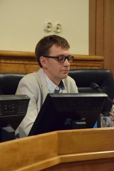 Председатель комитета ЗС РК Андрей Рогалевич