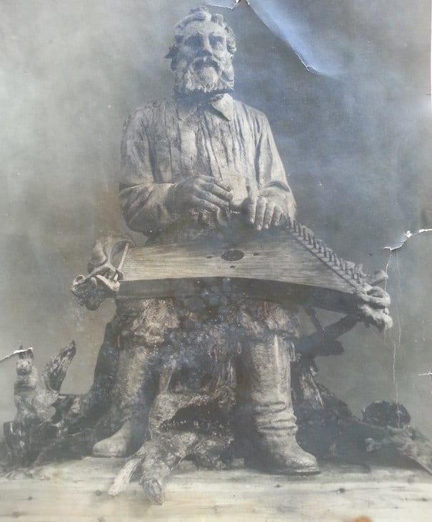 Сергей Коненков. Рунопевец