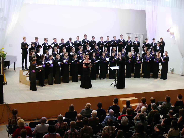 "На фестивале ""Онего-Классик"" была исполнена  кантата Stabat Mater"