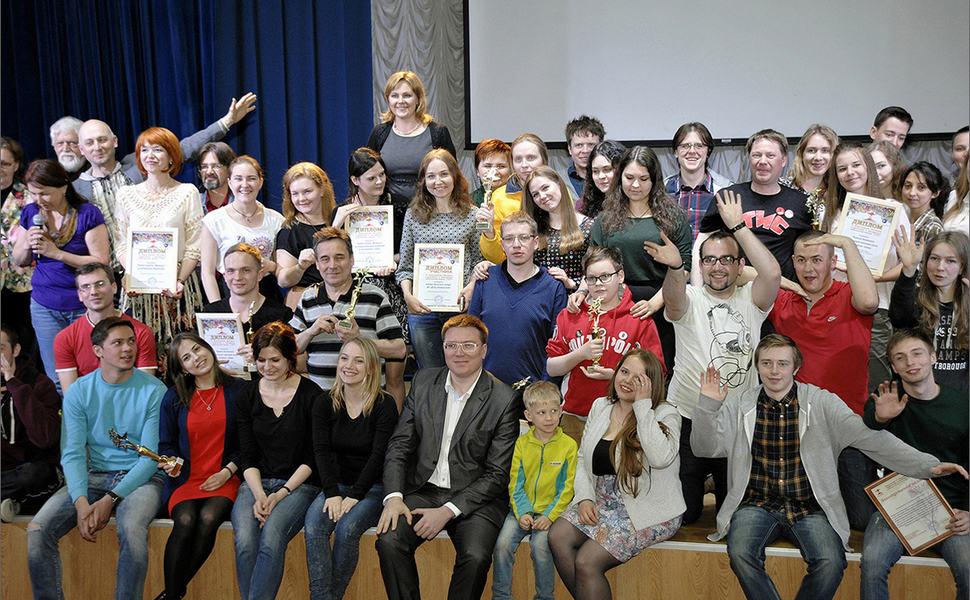 Участники фестиваля «Т-АРТ»
