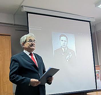 Виталий Фартушный представляет видеофильм «Оркестр военный, духовой…»