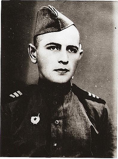 Военный музыкант П.Т. Фартушный