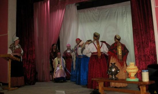 С заонежским свадебным обрядом знакомят на Малых Федосовских чтениях