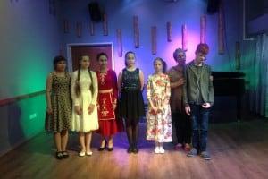 В Доме актёра состоялся концерт импровизации по авторской методике Ирины Смирновой (видео)