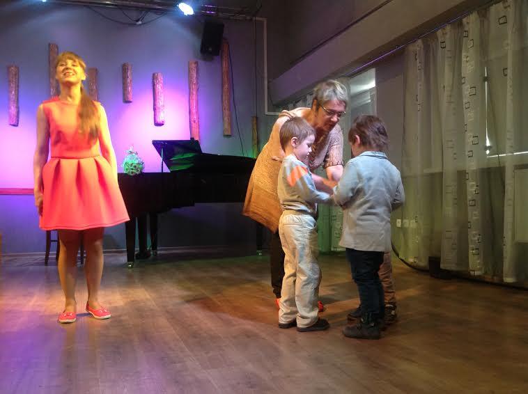 Концерт импровизации по методике Ирины Смирновой