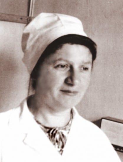 Фаина Мойсеевна Левина