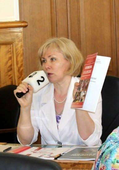 Марина Утицына