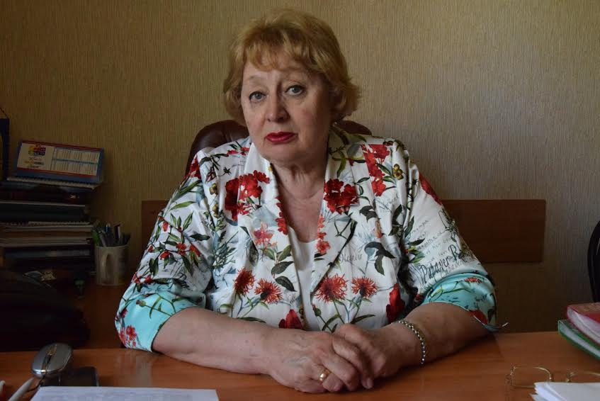 Тамара Васильевна Мешкова