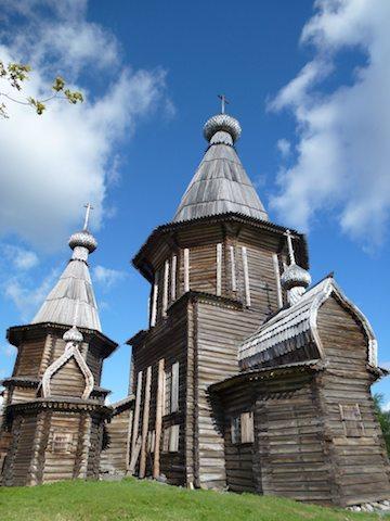 Успенский собор в Кеми находится под угрозой гибели