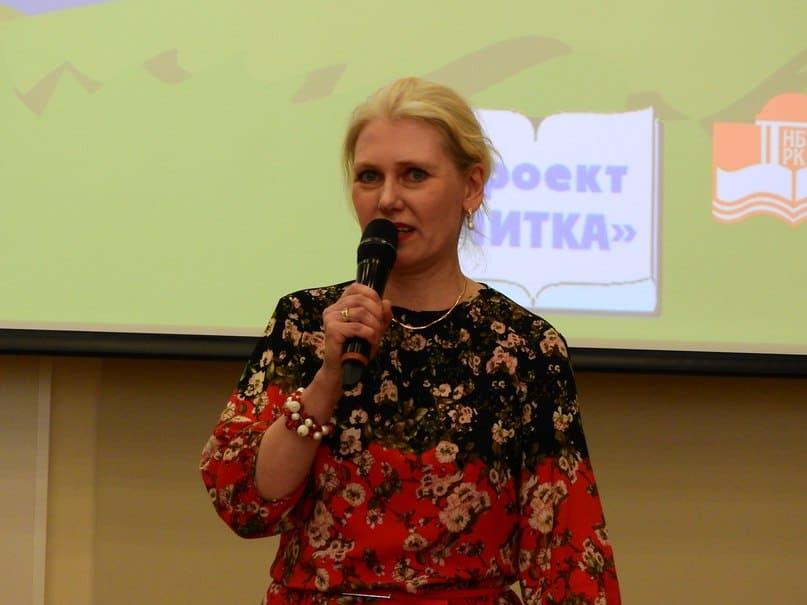 """""""Женские слезы"""" Яны Жемойтелите в проекте """"Читка"""""""