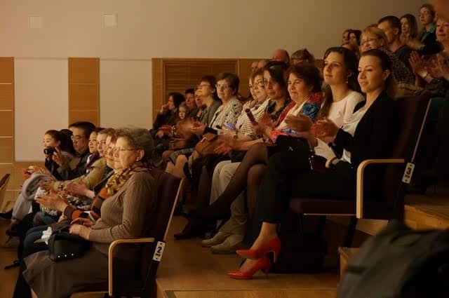 """Концерт китайской народной музыки на фестивале """"Белые ночи Карелии"""". Фото Ирины Ларионовой"""