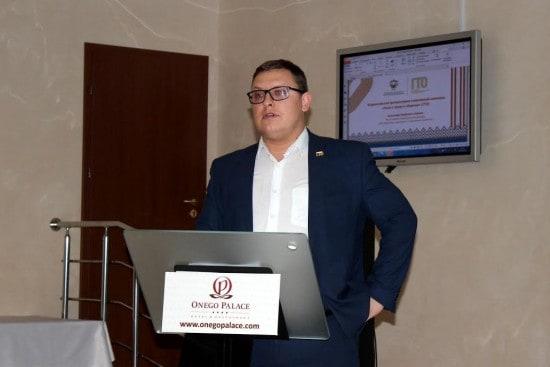 Александр Карпов, глава Департамента внедрения комплекса ГТО федеральной Дирекции спортивных и социальных проектов