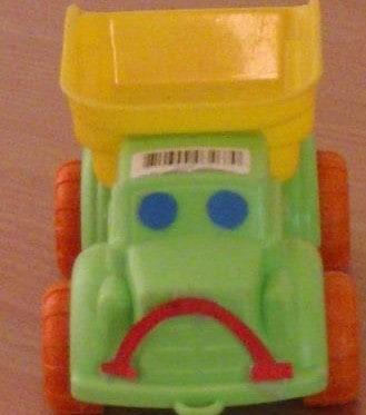 Грустный грузовичок