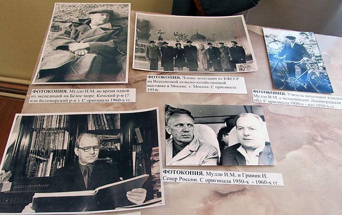 Фотографии из личного архива Ивана Михайловича Мулло