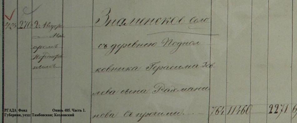 Герасим Рахманинов