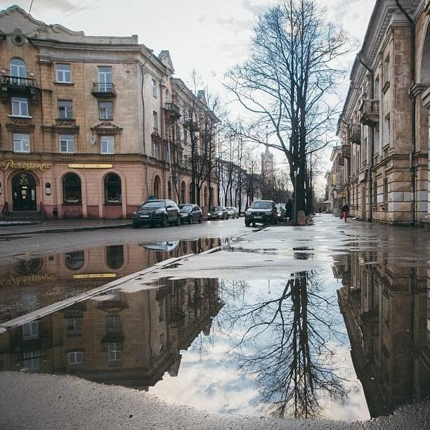 Петрозаводский пейзаж. Фото vk.com/club_10region_ptz