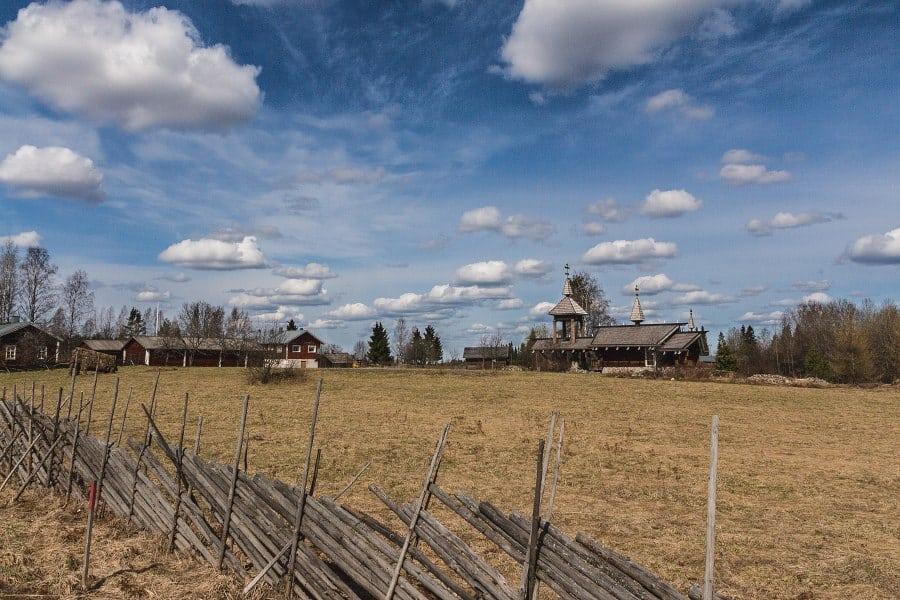 Культурный туризм и региональная идентичность Республики Карелия