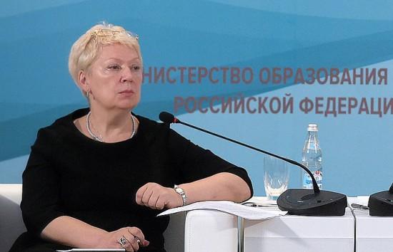 Глава Минобрнауки Ольга Васильева считает ЕГЭ основой для социального равенства
