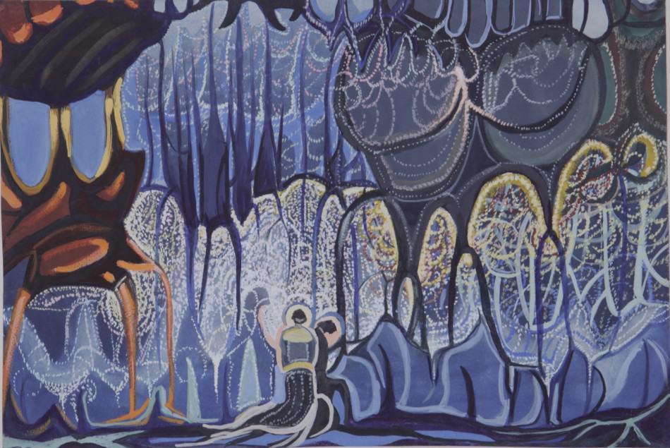 В.Т. Черноволенко. Гимн. (Открытие). 1967
