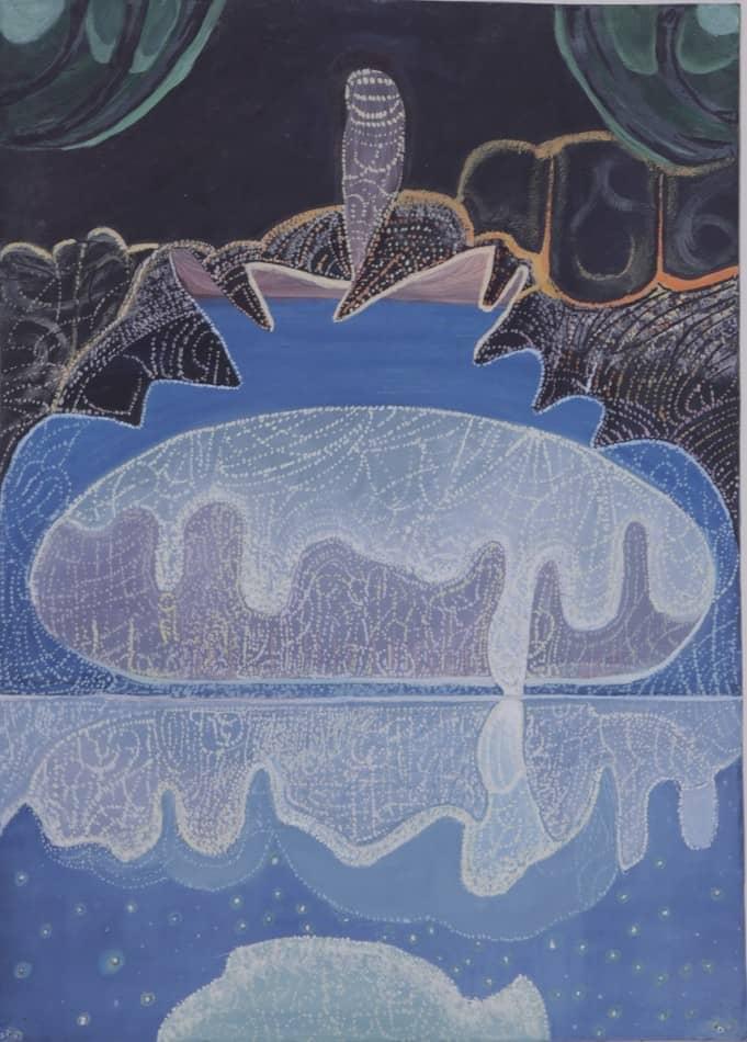 В.Т. Черноволенко. Композиция. (Зеркало пространства). 1966