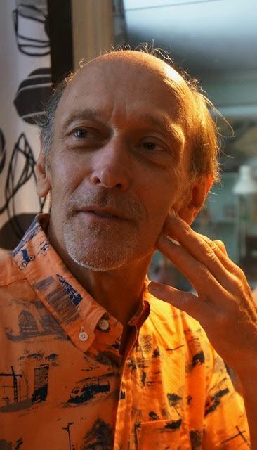 Андрей Ветрогонский. Фото Ирины Ларионовой