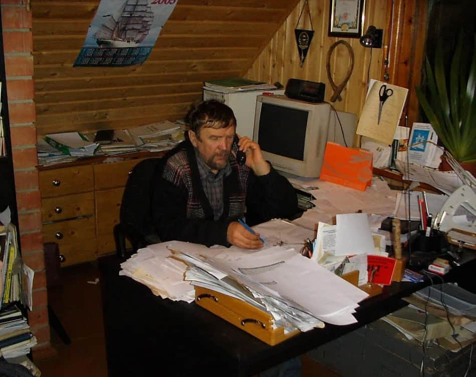 Виктор Дмитриев. Президентские заботы