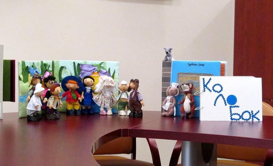 3D «Колобок» поможет незрячим детям научиться читать