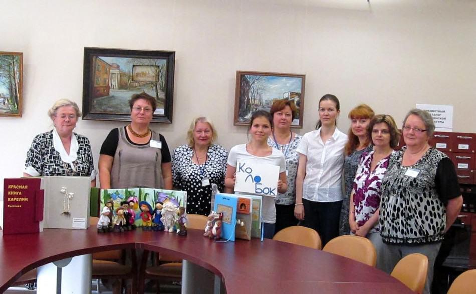 Представители университета и библиотеки обсудили возможные пути сотрудничества