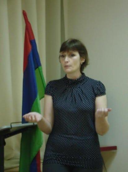 Наталья Бахарева