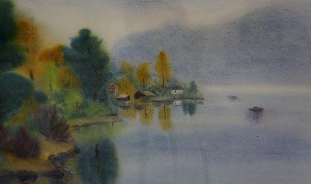 Ютта Цикон-Форверк. Норвегия.Тюрифьорд