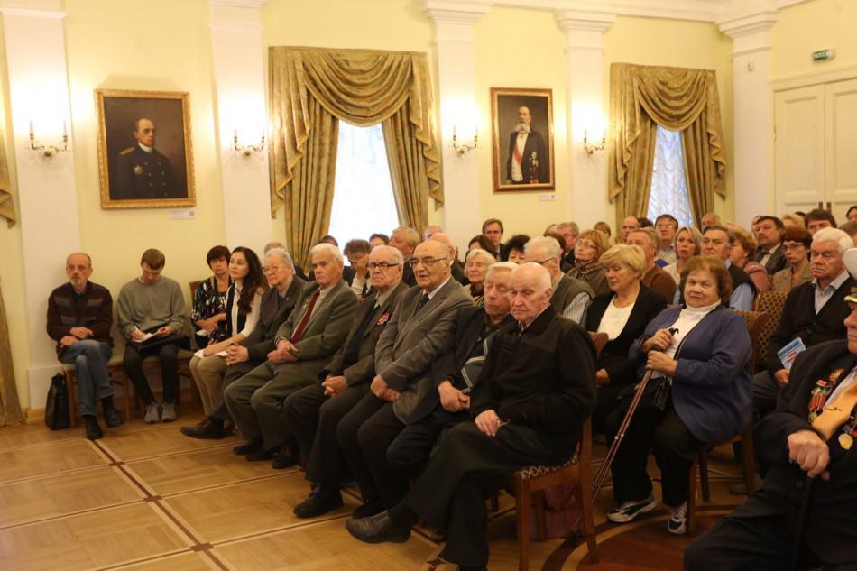 Презентациякниги «Петрозаводск. Город воинской славы»