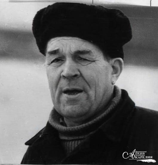 Михаил Дмитриевич Кукушкин. 1969 год. Фото В. Семенова