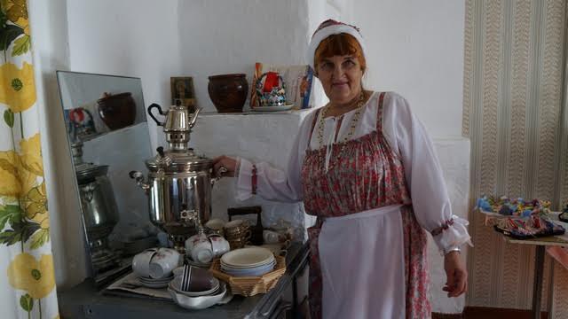 Нина Ивановна Шалгуева стала хозяйкой Дома ремесел