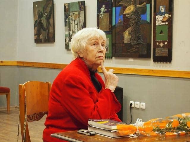 Наталья Ларцева. Фото Ирины Ларионовой