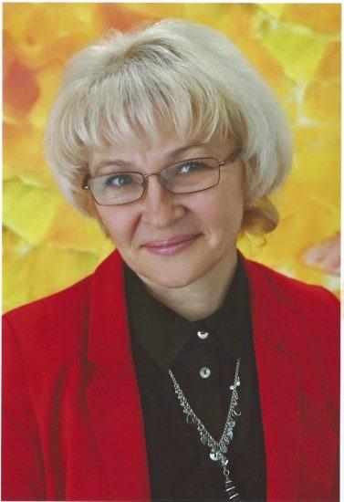 Ольга Парамонова. Фото из личного архива