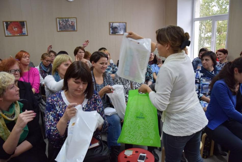 Пособия получили учителя и воспитатели коррекционных школ, групп и классов Петрозаводска