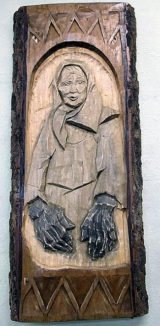 Это первый портрет Ивана Марценюка, на который его натолкнула работа Джанны Тутунджан