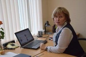 Светлана Федоровна Макаренко, директор школы №2 Петрозаводска, сайт которой признан лучшим в Карелии