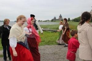 """Финских партнеров заинтересовал проект музея """"Кижи"""" по проведению детских выездных лагерей"""