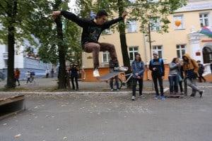 Петрозаводск отметил день города (фоторепортаж)
