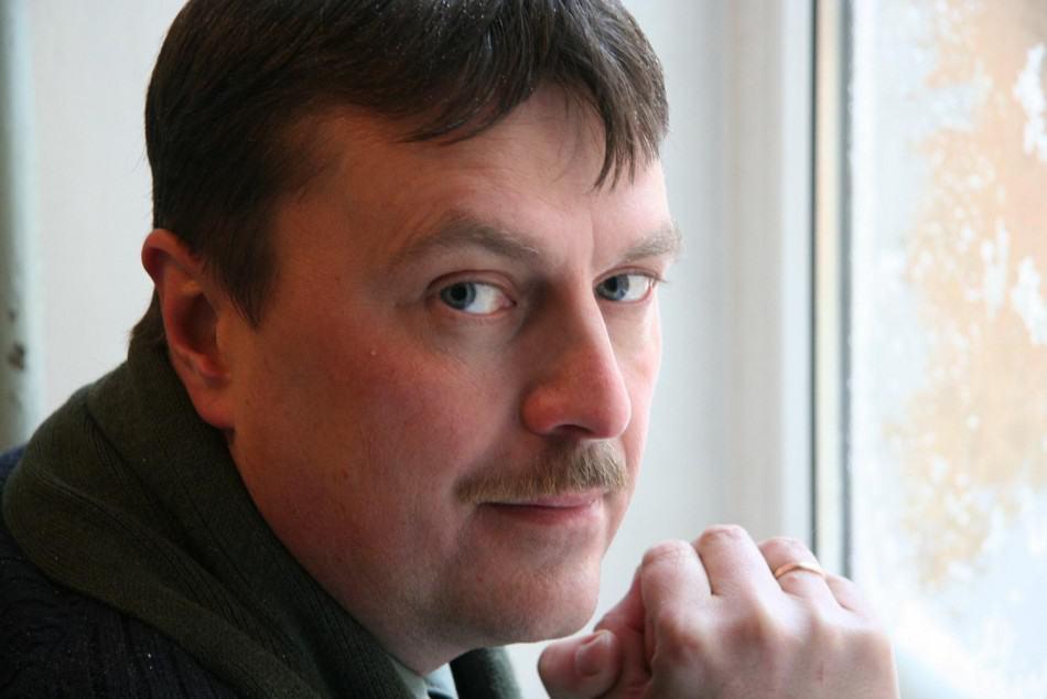Олег Мошников. Фото Ирины Ларионовой