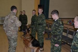 Старшеклассников школы № 5 Петрозаводска обучат основам пограничной деятельности